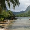 Cook's Bay, Moorea, French Polynesia.