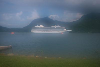 Oceana Marina 11 days Tahitian Breeze 2013