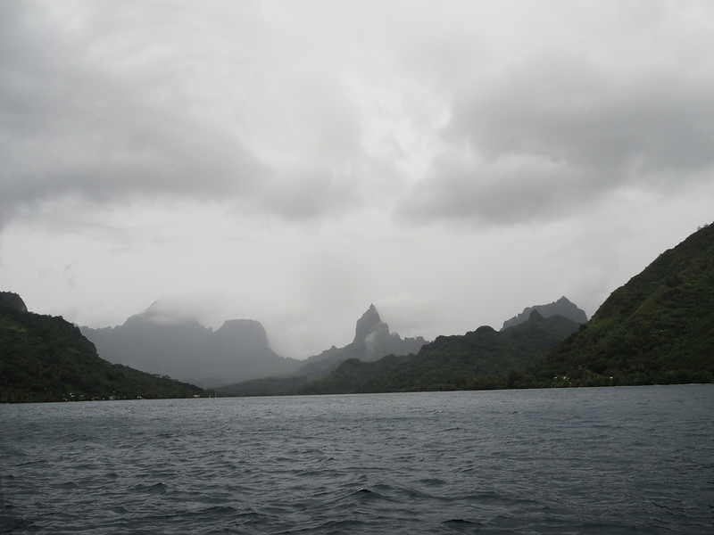 January 17, 2013 - Moorea