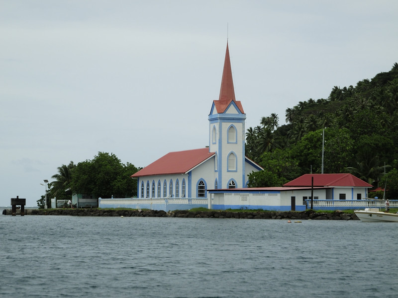 January 19, 2013 - Raiatea