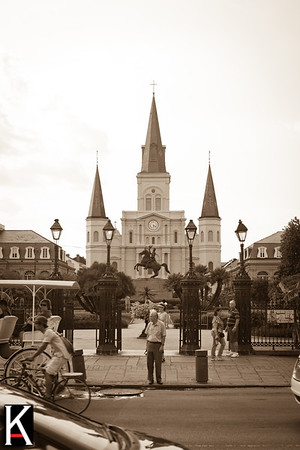 French Quarter Afternoon