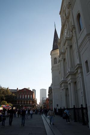 French Quarter, Feb 2010