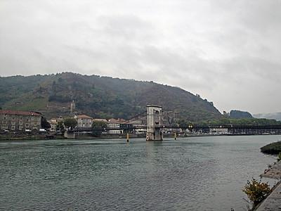 Sept. 16: Tain L'Hermitage and Tournus