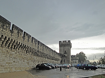 Sept. 18: Avignon, Pont du Gard, Uzes