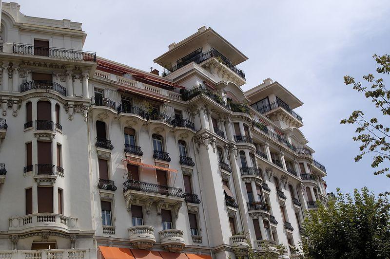 Downtown Nice