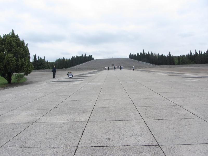 Kriegsgräber am Isonzo