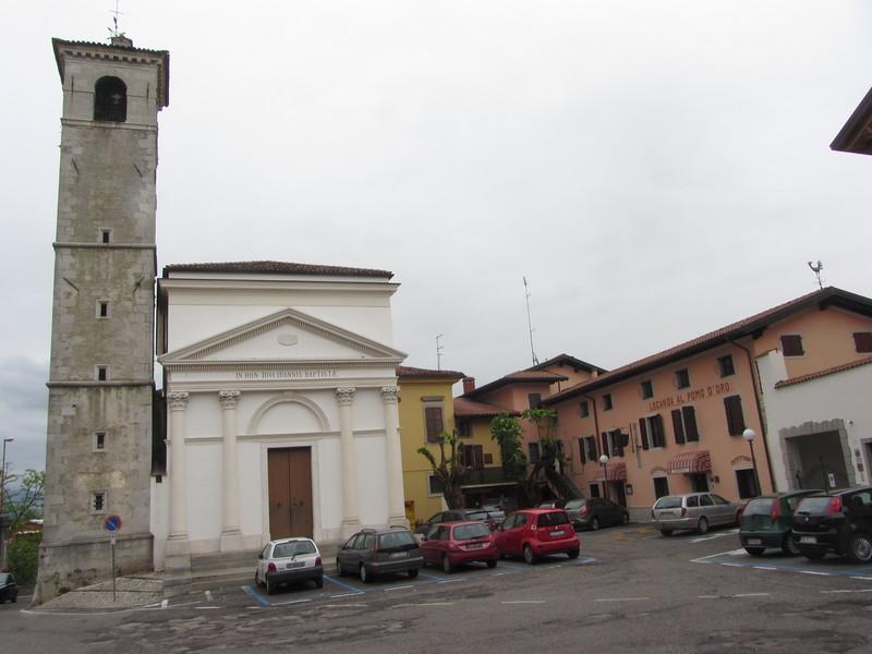 Unser Hotel in Cividale