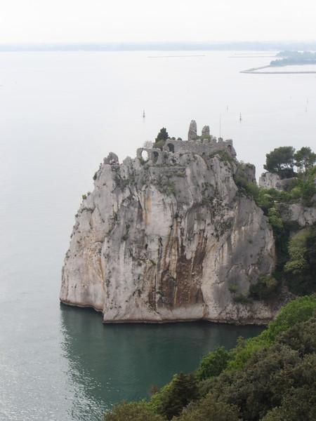 Das alte Schloss bei Duino