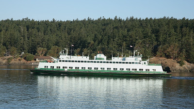 The Klahowya.  The inter island ferry we took from Orcas Island to Friday Harbor.