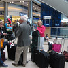 Dublin Airport, Saturday September 3