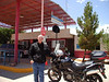 1 PM July 5, 2005, I cross the Mexican border....it's about 102, and the jacket kept the sun off of me....was really going through the water. time to head it home.....
