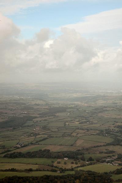 The fields of Ireland
