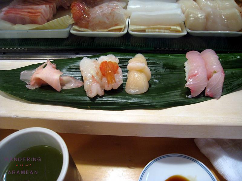 Mmm...sushi!