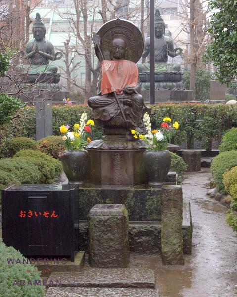 A shrine in Asakusa