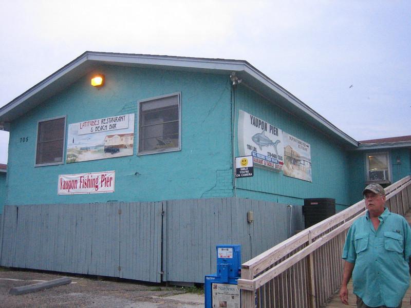 around Caswell Beach, North Carolina