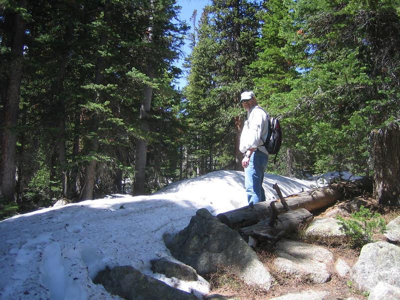Rainbow Lake, Indian Peaks Wilderness Area, Colorado