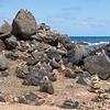 "Stacks of ""Wishing Rocks"""