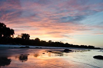 Sunrise, Bunche Beach, Ft Myers, FL