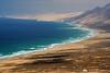 Windswept beaches of Cofete