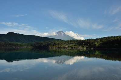 Fuji 5 Lakes Summer 2014
