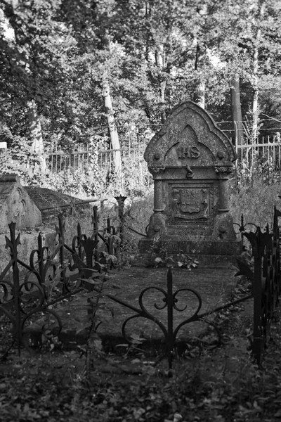 Fullham Cemetery, London U.K.