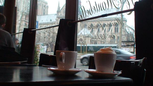 Paris New Years 2010-11