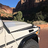 "Stopping for a quick brake at Zion National Park<br /> <a href=""https://www.g-wagenaccessories.com/products/fender-cover-all-aluminum"">https://www.g-wagenaccessories.com/products/fender-cover-all-aluminum</a>"
