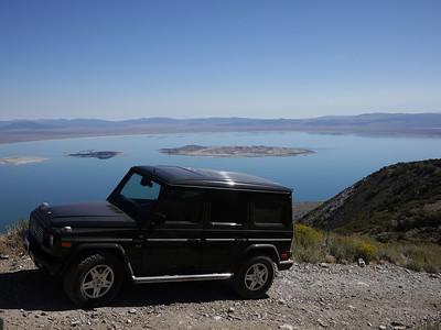 G-Wagen Trips