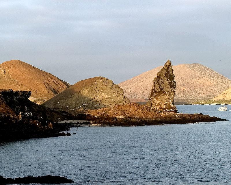 Pinnacle Rock - Bartolome Island
