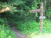 The Appalachian Trail crosses US30.