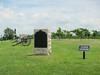 I rode through the battlefields at Gettysburg.