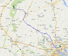 June 25: Baltimore to Caledonia State Park. 88.8 miles, 11.8 mph. Warm and muggy all day with a thunderstorm at dinnertime.