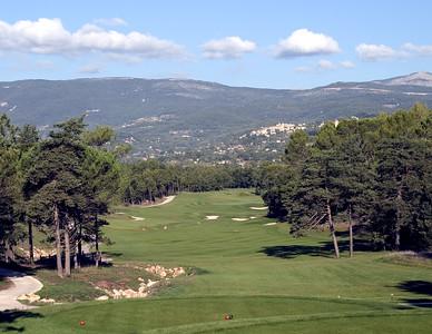 France -- Four Seasons Provence, Le Chateau golf course # 11