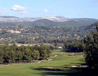 France -- Four Seasons Provence, Le Chateau golf course # 4