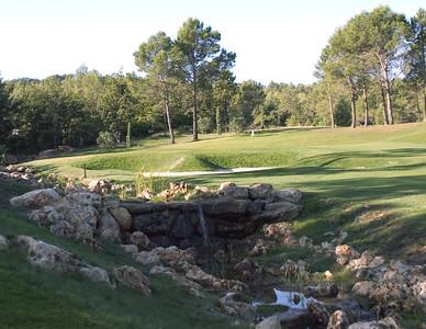 France -- Four Seasons Provence, Le Chateau golf course # 2