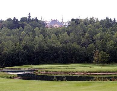 France -- Four Seasons Provence, Le Chateau golf course # 6