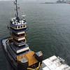Brooklyn: From room: Oiler tug alongside