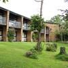 Ampfield: Potters Heron Hotel: East range of rooms