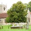 North Stoneham: St Nicholas Church from road