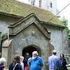 North Stoneham: St Nicholas Church: North porch and tower