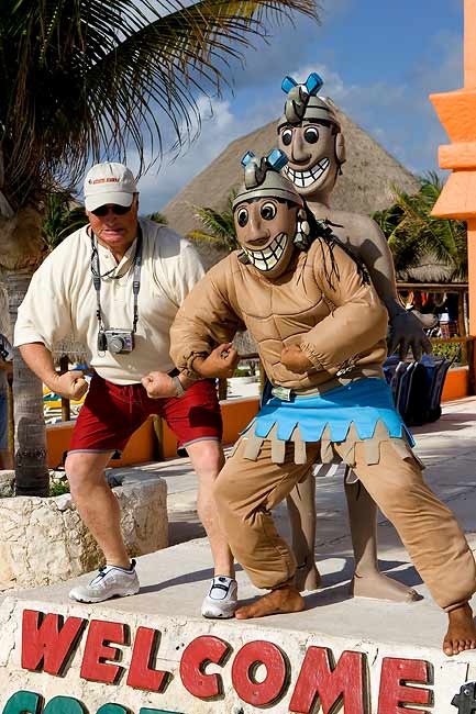 """COSTA MAYA WELCOME"""