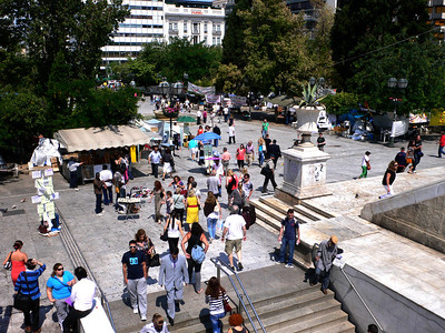 Central Square, Athens, Greece