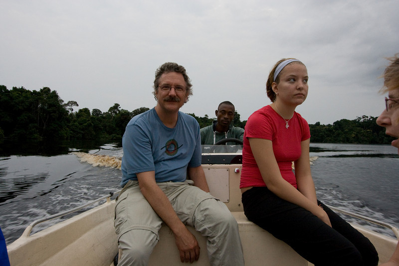 Bill, our guide Yves, and Molly.
