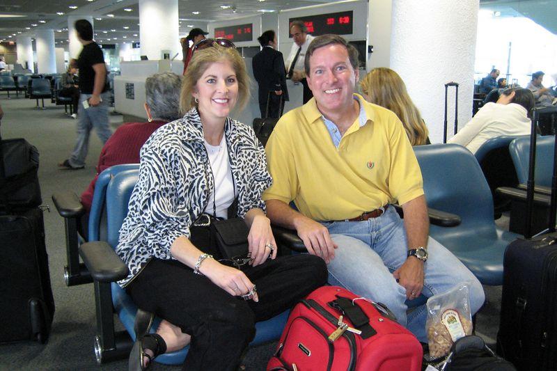 Doug and Carole Ebersole