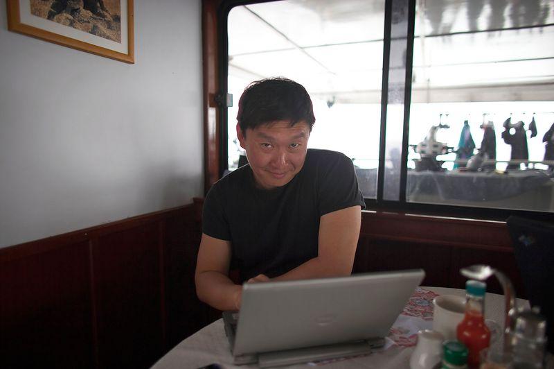 Paul Ng (Galapagos - Deep Blue)