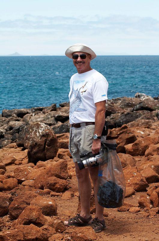 John Boll (Galapagos - North Seymour)