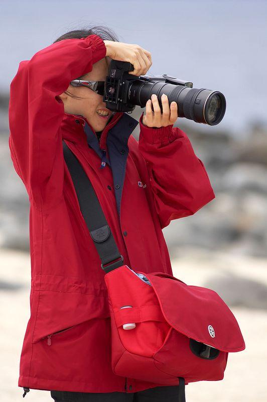Lena Goh (Galapagos - North Seymour)