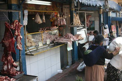 Market in Quito
