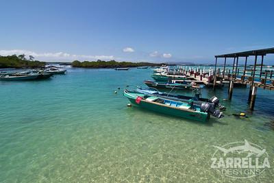 """""""Puerto Villamil"""" (Isabella, Galapagos)"""