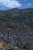 View of some of the city, Quito.